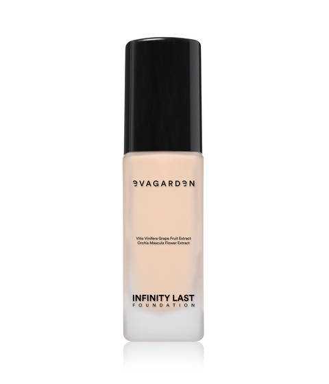 Evagarden make up fondotinta infinity last foundation 261
