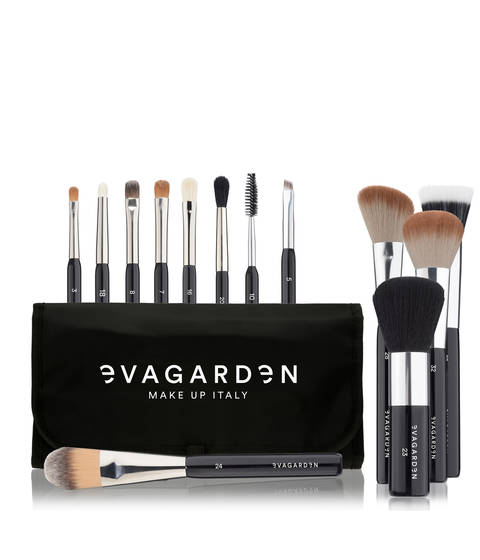 Evagarden make up astuccio portapennelli
