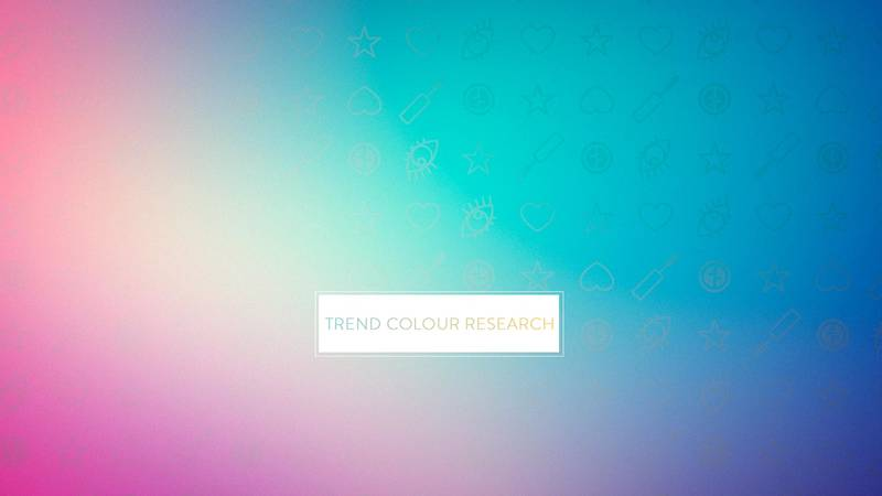 Colour trend reserch